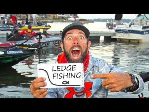 Bass Fishing Ledges & Creeks - Iaconelli Fish Secrets