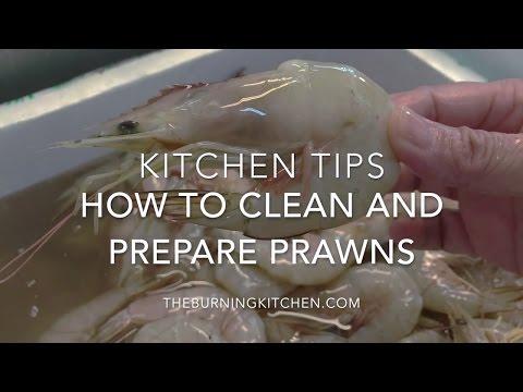 Kitchen Hacks - How to Devein and Butterfly Prawns