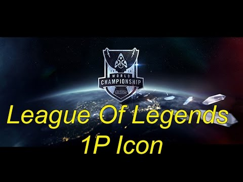 League Of Legends 2015 World Championship icon 1p