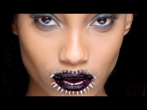 These Halloween Lip Art Looks Are Totally Spooktacular