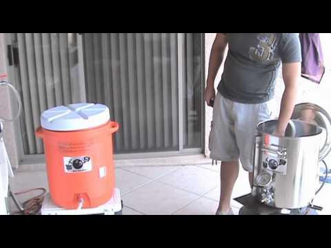 Brewing Berliner Weisse Part One
