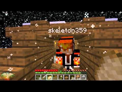 Minecraft ~ Episode 1 - With Immortal Phoenix ~ RETURN OF THE SKELETON!! - 9 / 10