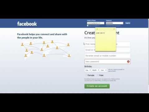 Find your friends Facebook password with just
