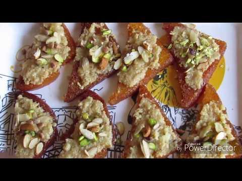Mughalai shahi tukda recipe in Hindi||foodland  Mumbai