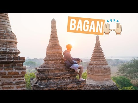 Exploring the Temples of BAGAN, Myanmar - Why This Beats Angkor Wat