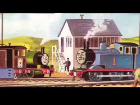 Making a model Thomas the Tank Engine