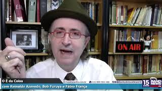 Reinaldo Azevedo: Jornalista não é saco de pancada de boçais