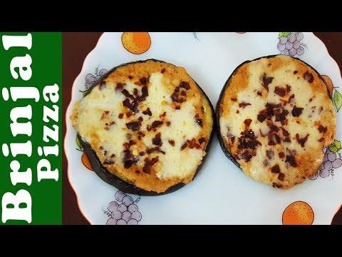 Veeramachaneni Ramakrishna Sir Food Diet Brinjal Pizza | Cooking Egg Plant Pizza | VRK Diet Vankai