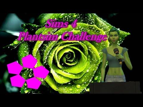Sims 4 Plantsim Challenge