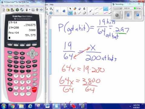Probability Basics   2 problems