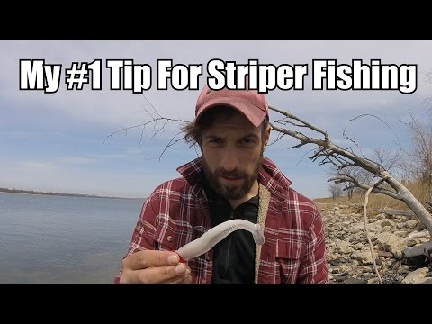 My Best Advice For Fishing Soft Baits or Bucktails - Striped Bass Tips -