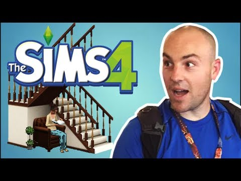 SPIRAL STAIRS & TERRAIN TOOLS?! [Sims 4]