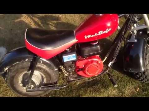 Mini Baja Mini bike problems