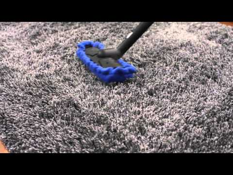 How to Clean a Shag Carpet with a Steam Cleaner