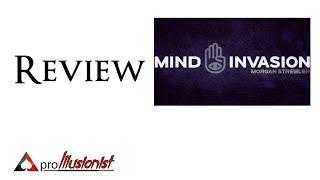 Mind Invasion - Morgan Strebler - Review