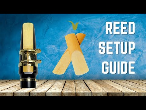 How to Put a Reed on a Saxophone Mouthpiece (The Right Way!)