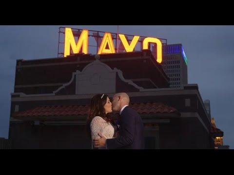 Sarah & Vaughn's Wedding Film at The Mayo Hotel in Tulsa, OK
