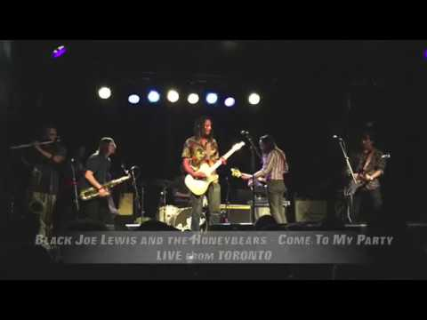Black Joe Lewis - Come To My Party - Live 2016