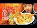 Download  Full English Breakfast | Fish \u0026 Chips \u0026 Sunday Roast In London MP3,3GP,MP4