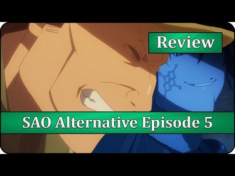 Loophole - SAO Alternative: Gun Gale Online Episode 5 Anime Review