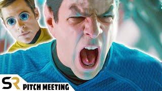 Star Trek Pitch Meeting
