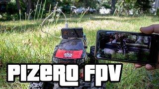 Raspberry Pi Zero W FPV