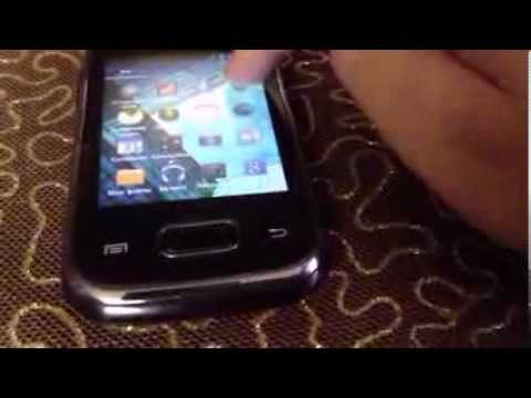 Обзор Hyperion 8 на Samsung Galaxy Pocket GT-S5300