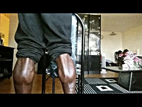 Build Massive Calves At Home Workout Routine