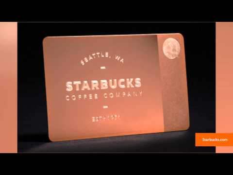 Limited Edition Starbucks Metal Gift Card Sells Out in Seconds