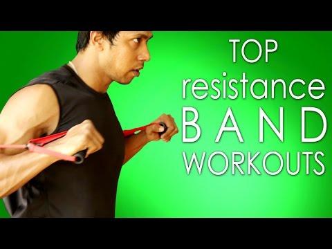 HINDI: Top Resistance Band Workouts
