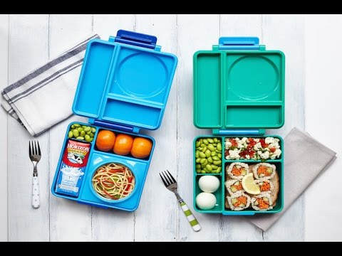 Lunch Box With Insulated Thermos