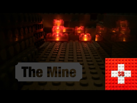 The Mine (Lego First Person Horror Movie)
