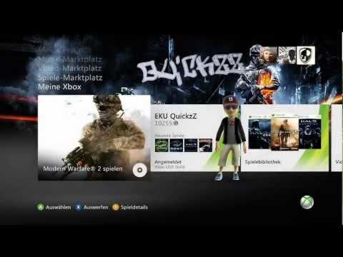 My own Xbox 360 Theme / Desing