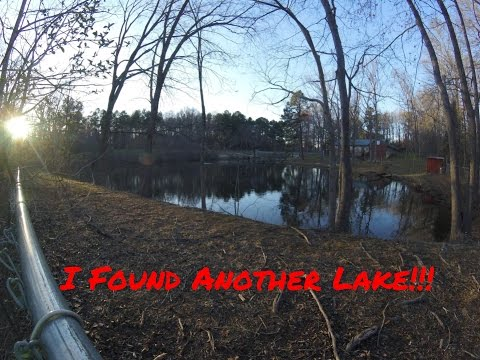 Another secret lake???