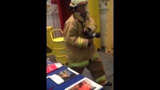 Que vengan los bomberos que me estoy quemando