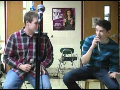The Most Beautiful Girl In The Room - Coffee House 2011