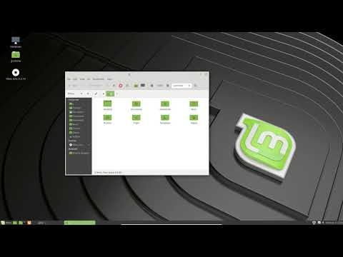 Linux Mint 19 MATE Edition