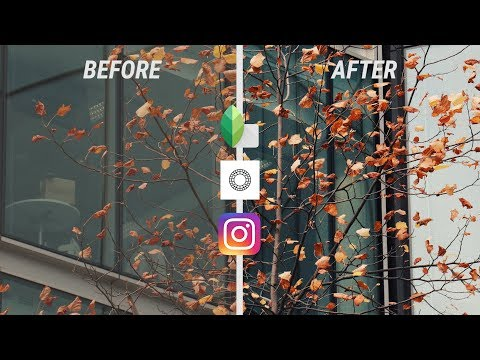 How to EASILY Edit Images for Instagram (BEGINNERS)