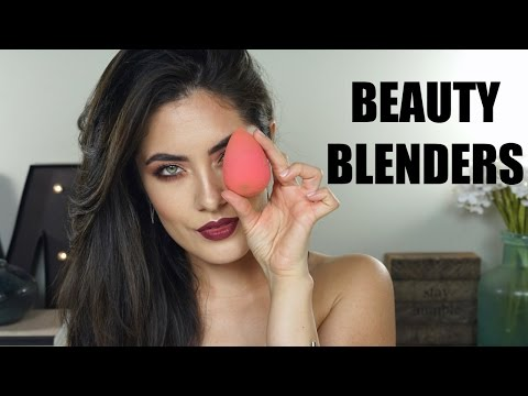 Beauty Blender Basics {Quick Tip Tuesday} | Melissa Alatorre