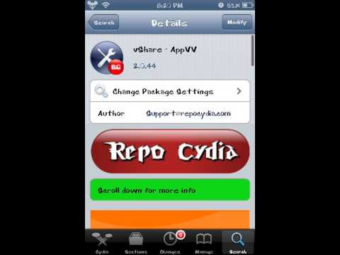 How to get apps from the appstore free using cydia (installous alternative)