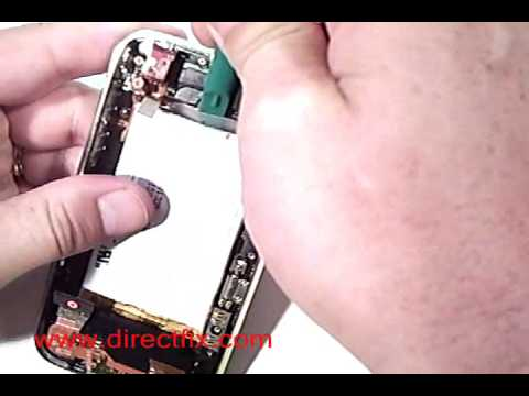 How To: Replace iPhone 3GS Battery | DirectFix.com