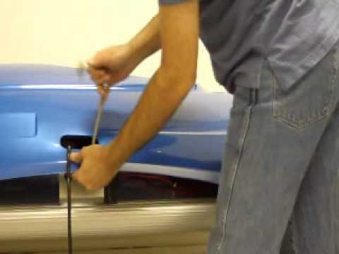 ESB Tanning Bed Canopy Cover Removal