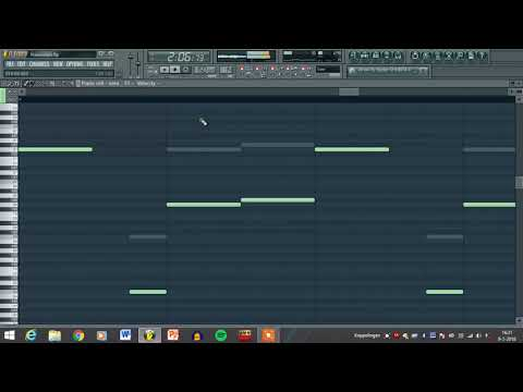FL Studio Hardstyle Track: No Words