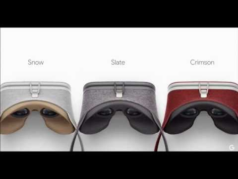 Introducing Daydream View| Google VR|