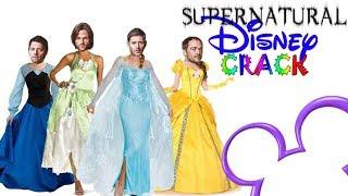 Supernatural Disney Crack // Part 2 (Spoilers till 13x05)