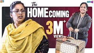 The Home Coming    Mahathalli    Tamada Media