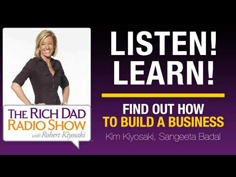 FIND OUT HOW TO BUILD A BUSINESS-Kim Kiyosaki, Sangeeta Badal
