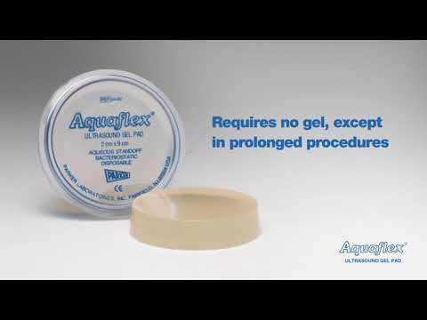 Aquaflex® Ultrasound Gel Pad Video