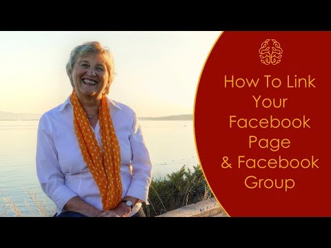 How To Link Your Facebook Group and Facebook Page