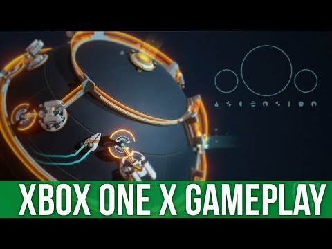 oOo: Ascension - Xbox One X Gameplay (Gameplay / Preview)